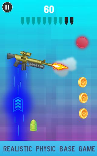 Spin your gun u2013 Flip weapons Spinny simulator game  screenshots 2