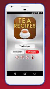 Tea Recipes  Apps For Pc, Windows 10/8/7 And Mac – Free Download (2021) 1