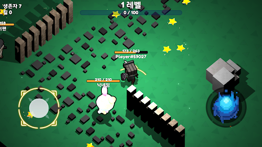 Pixel Magic.io  screenshots 1
