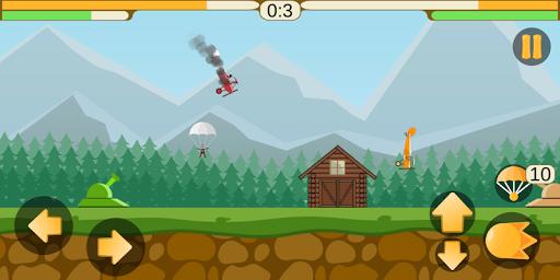 Hit The Plane - Bluetooth Multiplayer apkslow screenshots 1