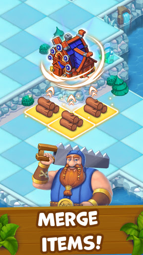 Mergest Kingdom: Merge Puzzle  screenshots 1