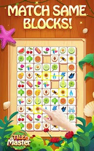 Tile Master – Classic Triple Match & Puzzle Game 8