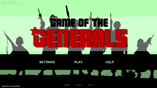 Game of the Generals Mobile 1.3.2 screenshots 1