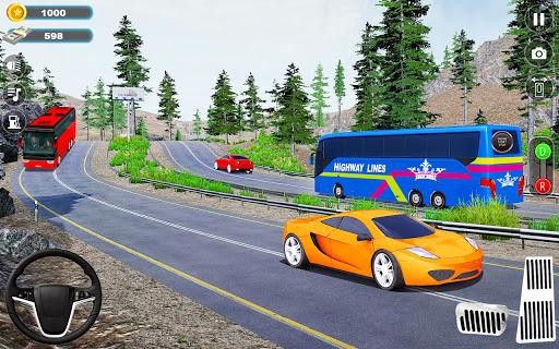 City Bus Games 3D: Driving Bus Games 2021 screenshots 7