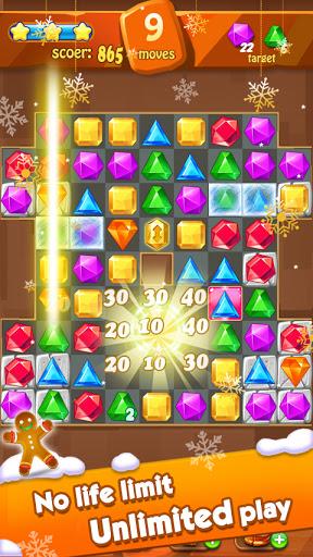 Jewels Classic - Jewel Crush Legend 3.1.0 screenshots 13