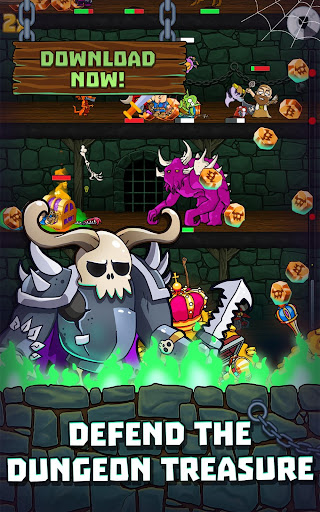 Idle Dungeon Heroes apkpoly screenshots 11