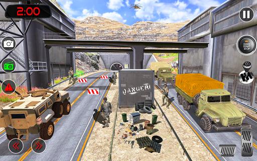 Mountain Truck Simulator: Truck Games 2020  screenshots 8