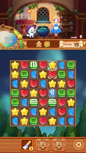 Best Cookie Maker: Fantasy Match 3 Puzzle 1.6.0 screenshots 2