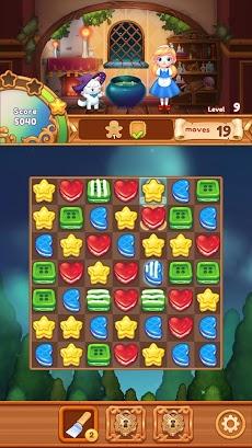 ベストクッキーメーカー:ファンタジーマッチ3パズルのおすすめ画像2