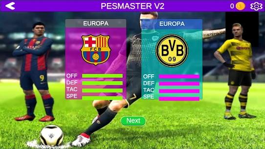 Free PesMaster V2 2021 Apk Download 2021 2