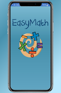 EasyMath. Mathematics, verbal counting For Android 1