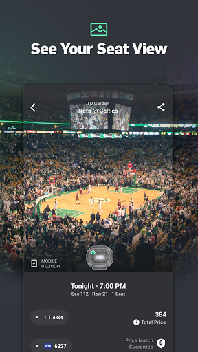 Gametime - Tickets to Sports, Concerts, Theater  Screenshots 6