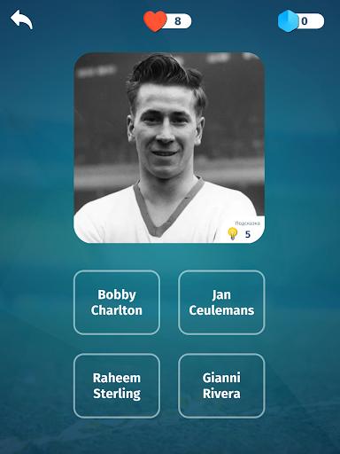 Football Quiz - Guess players, clubs, leagues 2.9 screenshots 6
