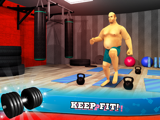 Fitness Gym Bodybuilding Pump android2mod screenshots 12