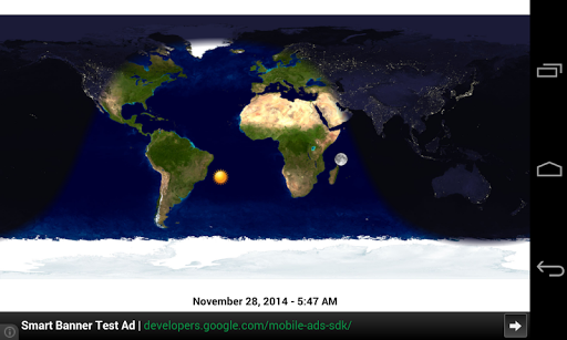 Day & Night Map 3.1 Screenshots 2