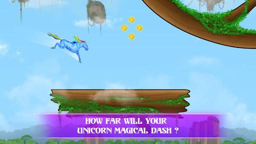 Unicorn Dash: Magical Run apkdebit screenshots 2
