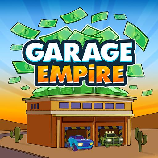 Garage Empire - Idle Tycoon