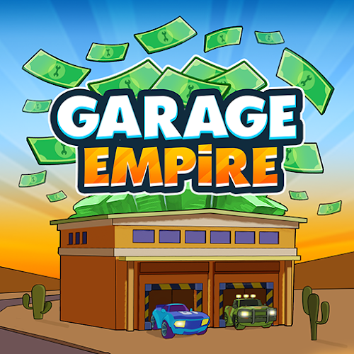 Garage Empire - Idle Building Tycoon & Racing Game 2.0.29