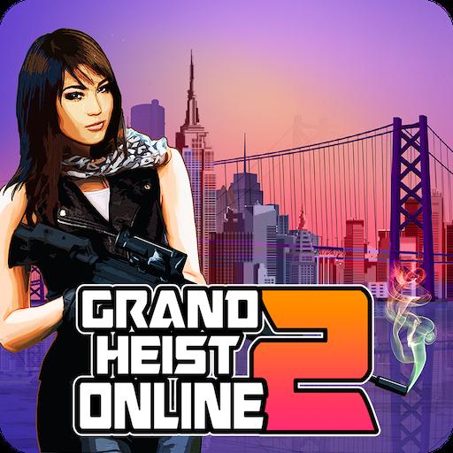Baixar Grand Heist Online 2 Free - Rock City