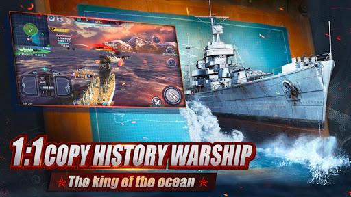 King of Warship: 10v10 Naval Battle screenshots 5