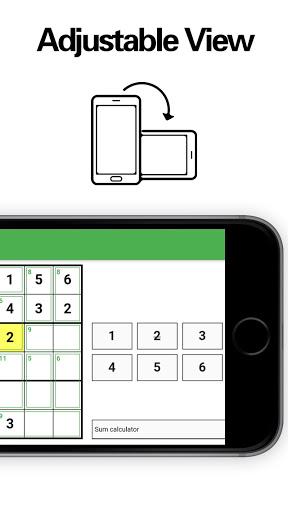 Killer Sudoku 2.1.7 screenshots 6