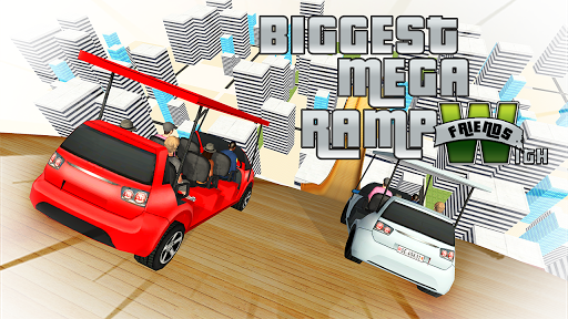 Biggest Mega Ramp With Friends - Car Games 3D 1.13 screenshots 3