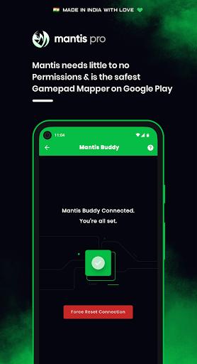 Mantis Gamepad Pro Beta - Free & No-Root KeyMapper apktram screenshots 4
