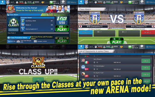 BFB Champions 2.0 ~Football Club Manager~ 3.8.0 screenshots 3