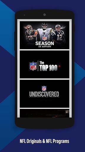 NFL Game Pass International 1.9.1 Screenshots 12