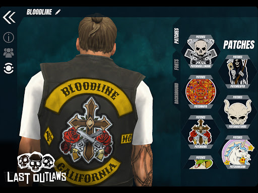 Last Outlaws: The Outlaw Biker Strategy Game 1.0.11 screenshots 24
