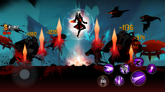 Shadow Knight: RPG Legends 1.1.549 MOD APK [HIGH ATTACK] 3