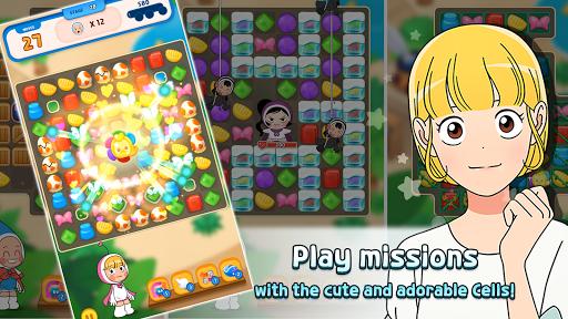 Yumi's Cells the Puzzle Apkfinish screenshots 8