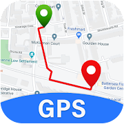 Live GPS Maps, Voice Navigation & Free Street View