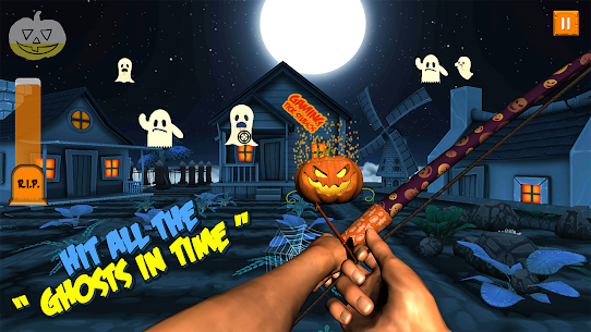 Ghosts & Witches Hunting to Save Halloween Pumpkin Hack Online [Android & iOS] 2
