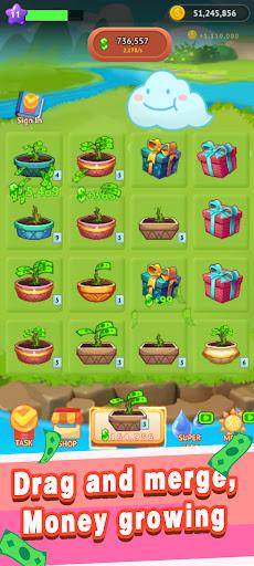 Money Garden -- plant trees and harvest money screenshots 1