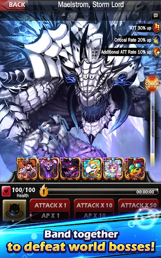 Monster Warlord apktram screenshots 2