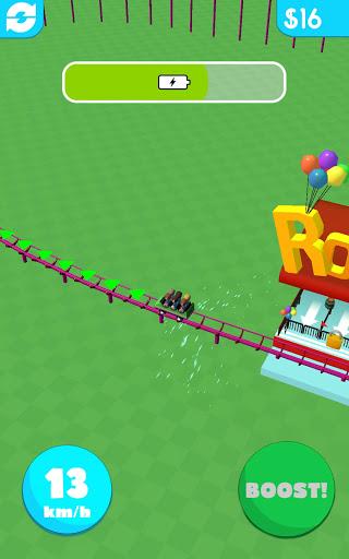 Hyper Roller Coaster apkdebit screenshots 14