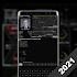 Agent Launcher -- Aris Hacker Theme