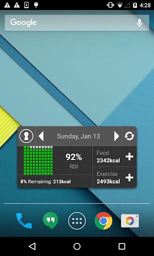 Calorie Counter by FatSecret android2mod screenshots 7