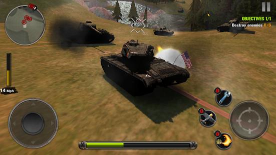 Tanks of Battle: World War 2 1.32 Screenshots 3
