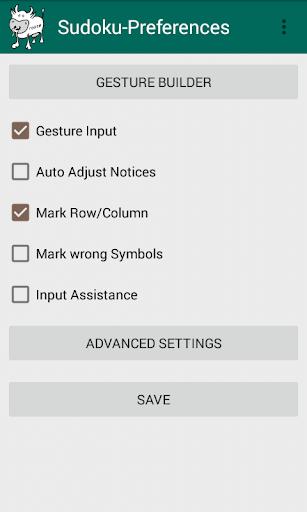 SudoQ 1.1.0c screenshots 6