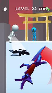 Sword Play! Ninja Slice Runner 3D Mod Apk (Unlimited Unlocked Items) 8