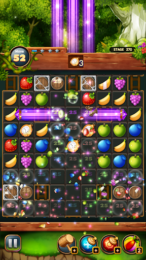 Sweet Fruits POP : Match 3 Puzzle screenshots 22