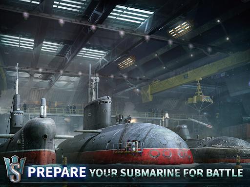 WORLD of SUBMARINES: Navy Warships Battle Wargame Apkfinish screenshots 14