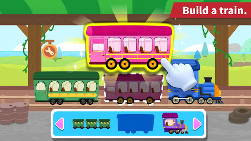 Baby Panda's Train 8.48.00.01 screenshots 11