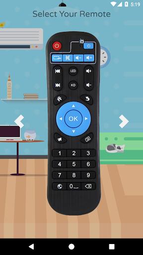 Foto do Remote Control For Android TV-Box/Kodi