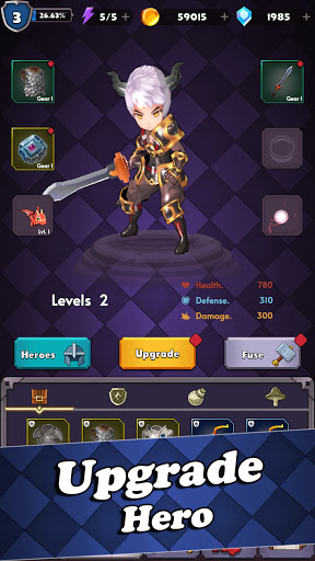 Gokyo: Archer Sword Mage - Arcade Shooting 1.8.6 screenshots 17