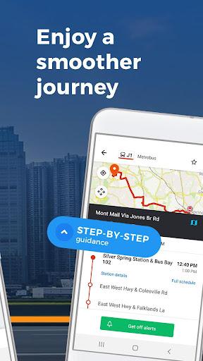 Moovit: All Local Transit & Mobility Options  Screenshots 7