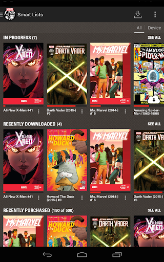 Marvel Comics  Screenshots 14