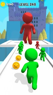 Giant Clash 3D – Join Color Run Race Rush Games 5